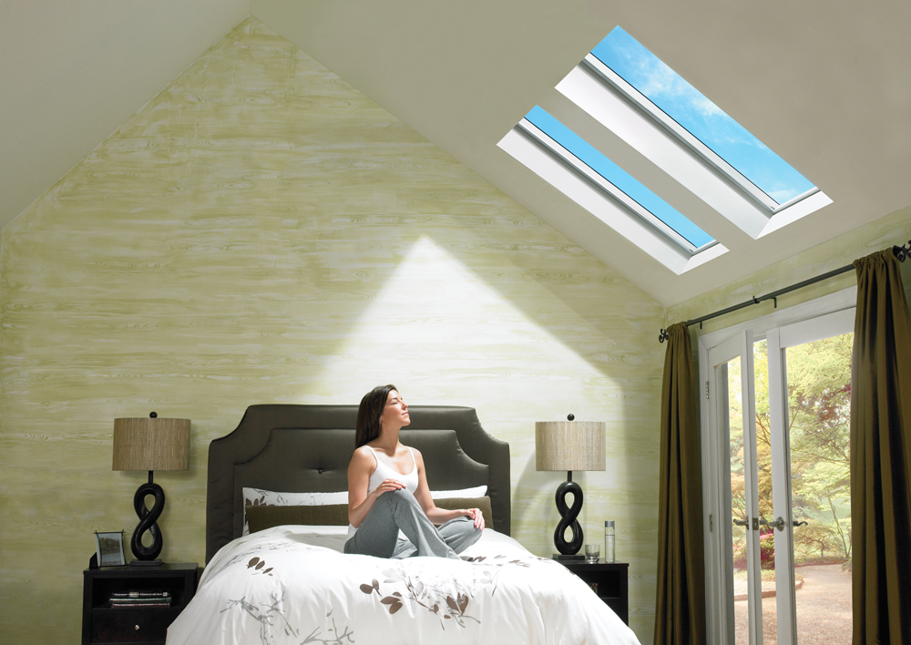 Residential skylights abba skylights toronto for Large skylights