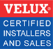 Velux certified installers and sales